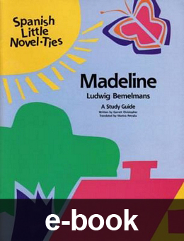 Madeline (Spanish Novel-Tie eBook) EB0780