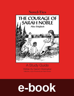 Courage of Sarah Noble (Novel-Tie eBook) EB0833