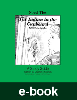 Indian in the Cupboard (Novel-Tie eBook) EB0992