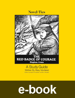 Red Badge of Courage (Novel-Tie eBook) EB0996
