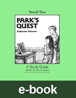 Park's Quest (Novel-Tie eBook) EB1071