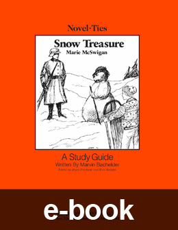 Snow Treasure (Novel-Tie eBook) EB1072