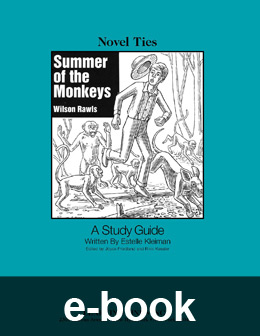 Summer of the Monkeys (Novel-Tie eBook) EB1123