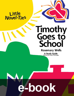Timothy Goes to School (Little Novel-Tie eBook) EB1225