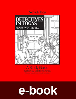 Detectives in Togas (Novel-Tie eBook) EB1242