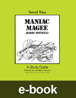 Maniac Magee (Novel-Tie eBook) EB1409
