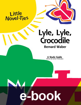 Lyle, Lyle, Crocodile (Little Novel-Tie eBook) EB1536