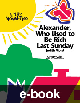 Alexander, Who Used to Be Rich Last Sunday (Little Novel-Tie eBook) EB2045