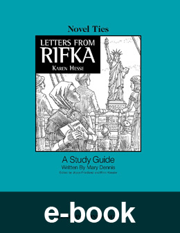 Letters From Rifka (Novel-Tie eBook) EB2066