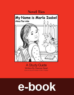 My Name is Maria Isabel (Novel-Tie eBook) EB2140