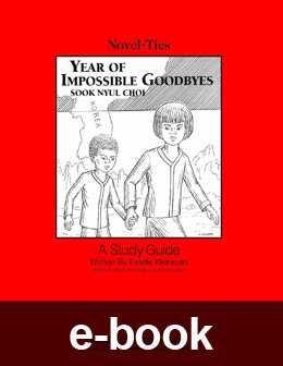 Year of Impossible Goodbyes (Novel-Tie eBook) EB2170