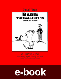 Babe, the Gallant Pig (Novel-Tie eBook) EB2206