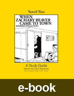 When Zachary Beaver Came to Town (Novel-Tie eBook) EB2218