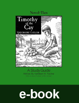 Timothy of the Cay (Novel-Tie eBook) EB2473
