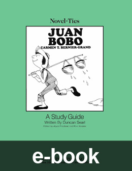 Juan Bobo: Four Folktales From Puerto Rico (Novel-Tie eBook) EB2546
