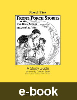 Front Porch Stories at the One-Room School (Novel-Tie eBook) EB2548