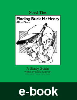 Finding Buck McHenry (Novel-Tie eBook) EB2642