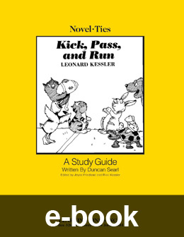 Kick, Pass, and Run (Novel-Tie eBook) EB2730