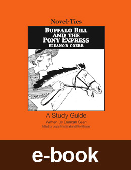 Buffalo Bill and the Pony Express (Novel-Tie eBook) EB2732