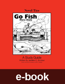 Go Fish (Novel-Tie eBook) EB3306