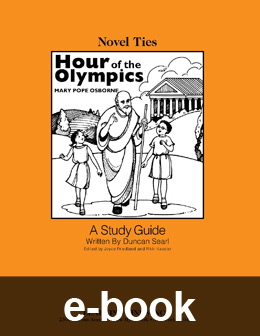 Hour of the Olympics (Novel-Tie eBook) EB3348
