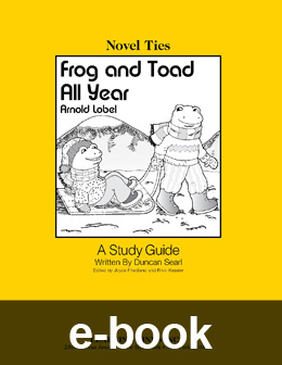 Frog and Toad All Year (Novel-Tie eBook) EB3409