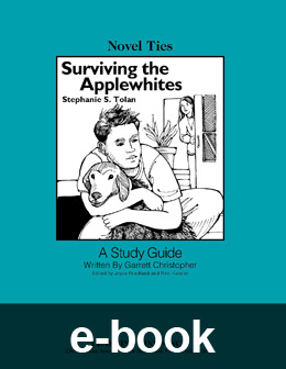 Surviving the Applewhites (Novel-Tie eBook) EB3748