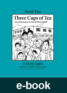 Three Cups of Tea: One Man's Journey to Change the World... One Child at a Time (Novel-Tie eBook) EB3806