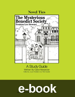 Mysterious Benedict Society (Novel-Tie eBook) EB3812
