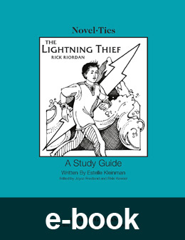 Lightning Thief (Novel-Tie eBook) EB3821