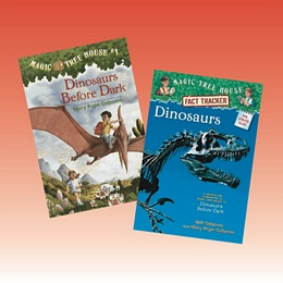 Dinosaurs Before Dark/Dinosaurs FNMPB
