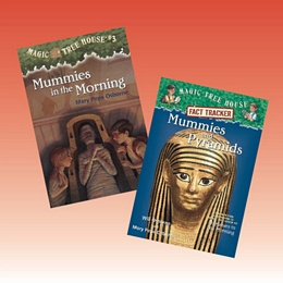 Mummies in the Morning / Mummies and Pyramids FNMPG