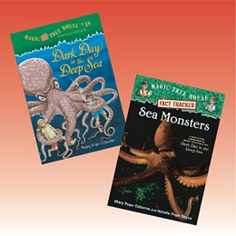 Dark Day in the Deep Sea/Sea Monsters FNMPR