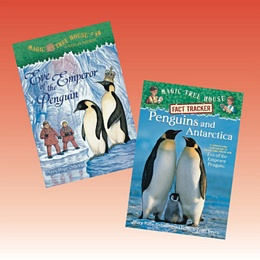 Eve of the Emperor Penguin/ Penguins and the Antarctic FNMPS
