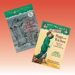 Ghost Tale for Christmas Time/ Rags and Riches:Kids in the Time of Charles Dickens FNMPV