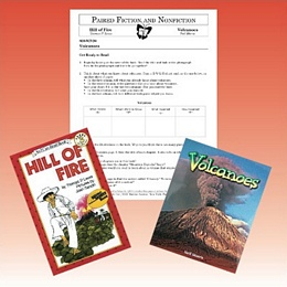 Hill of Fire/Volcanoes - Pair FNP3B
