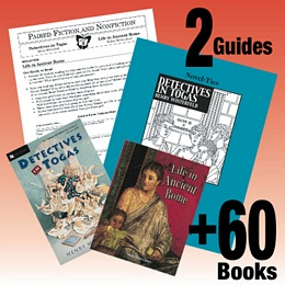 Detectives in Togas/Life in Ancient Rome - Class Set FNP4AC