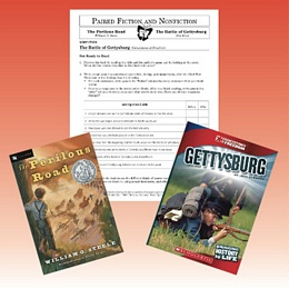 Perilous Road/Battle of Gettysburg - Pair FNP5E