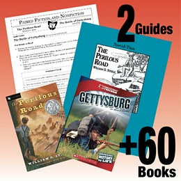 Perilous Road/Battle of Gettysburg - Class Set FNP5EC