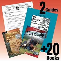 Perilous Road/Battle of Gettysburg - Group Set FNP5EG