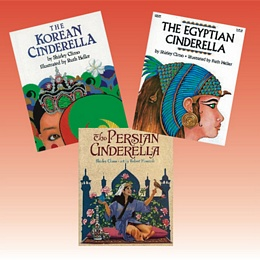 Cinderella Stories Grades 2-6 (Unit-Ties Set) FT4