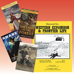 Westward Expansion Historical Ties Package HT2P
