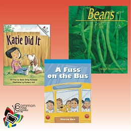 Common Core Informational Text & Fiction Library - Level B LLCCB