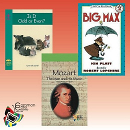 Common Core Informational Text & Fiction Library - Level J LLCCJ