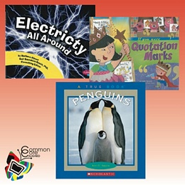 Common Core Informational Text & Fiction Library - Level L LLCCL