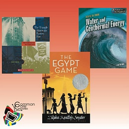Common Core Informational Text & Fiction Library - Levels P-X LLCCP-X