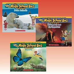 Magic School Bus Presents Nonfiction Companion - Collection MSBPNF