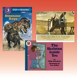 Non-Fiction Library Grade 3 Set 2 NFL3A