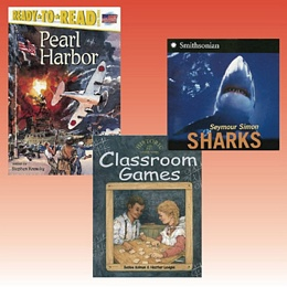Non-Fiction Library Grade 4 Set 2 NFL4A