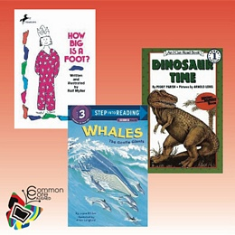 Non-Fiction Leveled Set Grade 2 (CC Informational Texts) NFS2